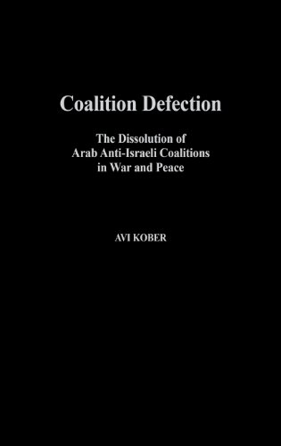 Coalition Defection: The Dissolution of Arab Anti-Israeli Coalitions in War and Peace