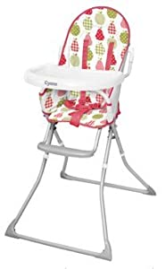 Babyway Cyane Highchair Apple A Day