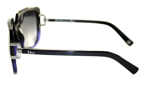 Christian Dior  Christian Dior Womens Sunglasses Graphix 3/S 0WBYHD Black Blush Sz 56