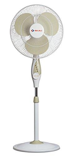 Bajaj Elite-Neo 400mm Pedestal Fan (Beige)