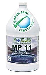 Focus MP11 Multi-Purpose Cleaner Concentrate 1 Gallon 4 Per Case