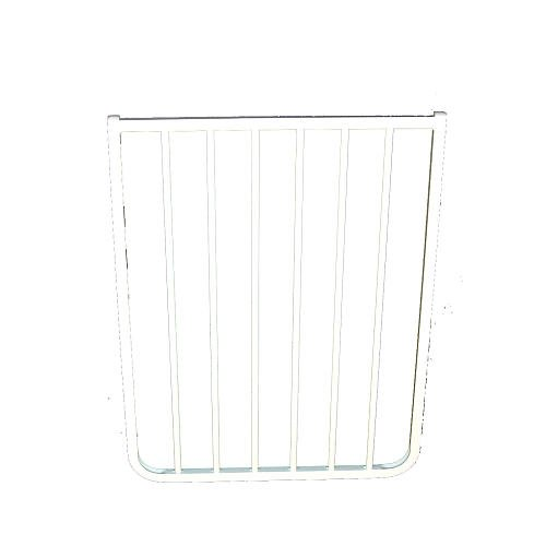 "Cardinal Gates Bx2W Stairway Special & Auto-Lock Safety Gate 21.75"" Width Extension - White front-742172"
