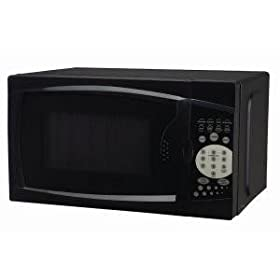 MAGIC CHEF Countertop Microwave Oven 0.7 cu. ft. Black