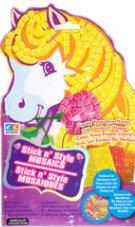Creative Kids Stick N' Style Mosaics - Horse - 1