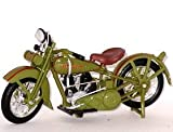 Die-cast Model Harley Davidson JDH Twin Cam (1:18 scale in Green)
