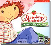 Strawberry Shortcake - Amazing Cookie Party (PC)