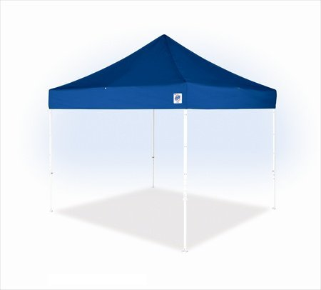 The Eclipse II 10 Ft. W x 10 Ft. D Canopy Color: Blue