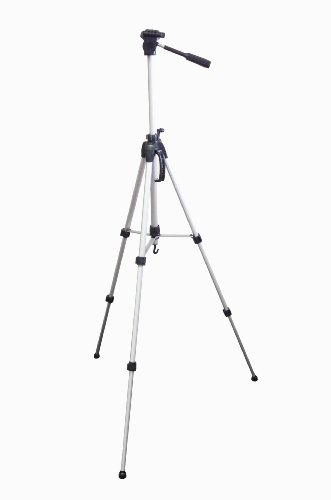Tripod Universal Folding Good Quality Stand for Digital Camera Binoculars Telescope Spotting Scope SLR Camcorder Astronomy Stargazing & Photography Collapsable with Carry Bag 166cm Tall or 65