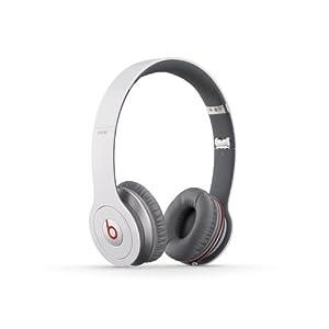 Beats Solo HD On-Ear Headphone (White)