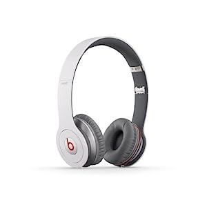 (历史最低)Beats Solo HD On-Ear Headphone 魔声 SOLO HD 头戴式 耳机 白色 $139.99