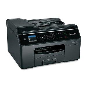 Lexmark OfficeEdge Pro4000 Inkjet Multifunction Printer - Color - Plain Paper Print - Desktop -