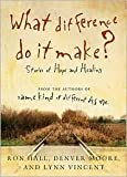 What Difference Do It Make?: Stories of Hope and Healing [Paperback]