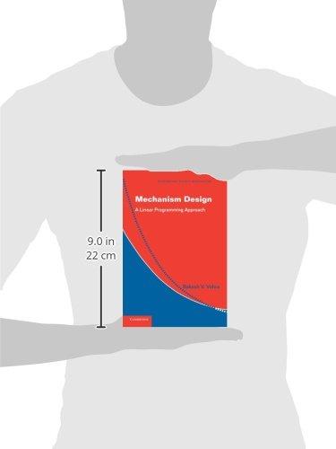 Mechanism Design Paperback (Econometric Society Monographs)