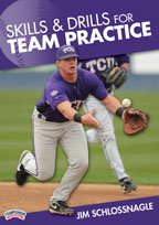 Jim Schlossnagle: Skills and Drills for Team Practice (DVD) by Championship Productions