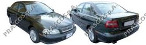 Fensterheber hinten, links Volvo, S40 I, V40