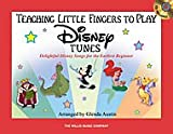 Willis Music Teaching Little Fingers To Play Disney Tunes Book/CD (Standard)