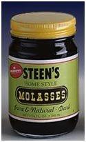 Steen's Homestyle Molasses, 11.5oz Bottle