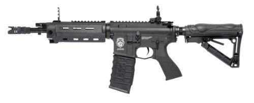 G&G Gr4 G26 Electric Airsoft Gun Advanced Blowback Ne Fps-330, Semi & Full Auto, High Capacity 300 Round Magazine (Black)
