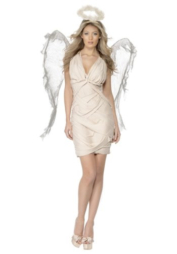 Smiffy's Women's Fallen Angel Costume