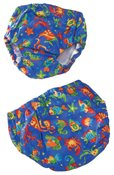 Water Gear Swim Diaper Blue Large