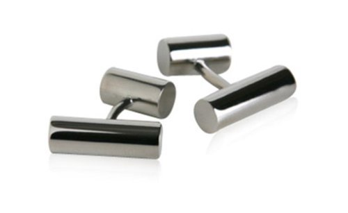 Jewelry Mountain Titanium Post Cufflinks