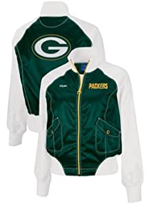 Green Bay Packers Women's Cheerleader Jacket
