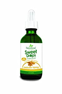 English Toffee Liquid Stevia 2 oz.