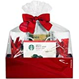 Starbucks Coffee Hot Cocoa & 2 Mug Gift Set