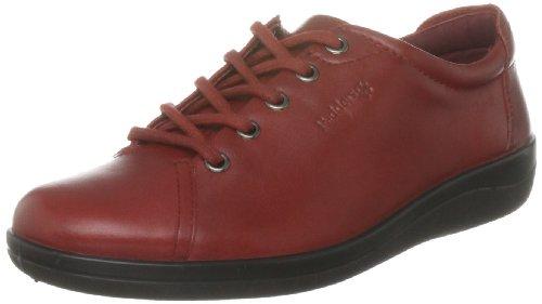 Padders Women's Galaxy Red Comfort Lace Ups 235 6 UK