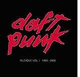 Daft Punk Musique Vol.1 1993 - 2005 [CD + DVD]