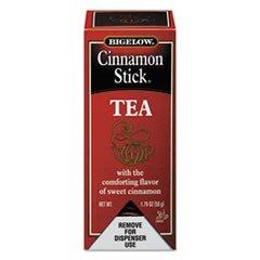 * Cinnamon Stick Black Tea, 28/Box *