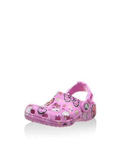 Crocs Zoccolo Hello Kitty Good Times [Rosa]
