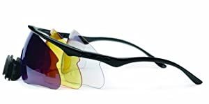 Bloc Eyewear Stealth Lunettes de sport Noir