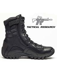 Belleville TR960zWP Tactical Research Khyber Black Waterproof Boot Zipper
