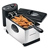 Hamilton Beach 35030 HB 12 Cup Deep Fryer
