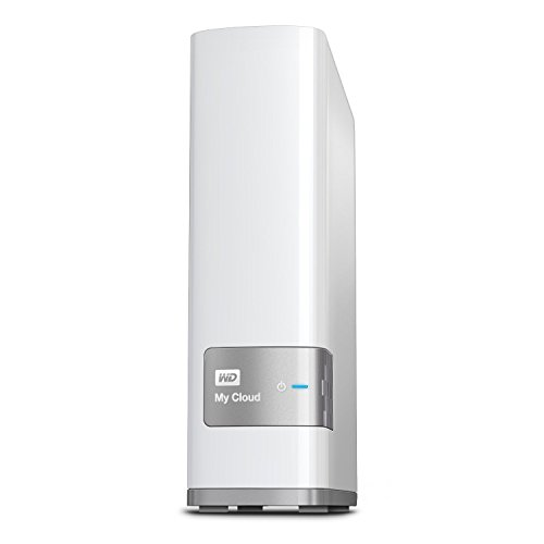 WD 4TB My Cloud Personal Network Attached Storage - NAS - WDBCTL0040HWT-NESN (Personal Cloud Storage Nas compare prices)