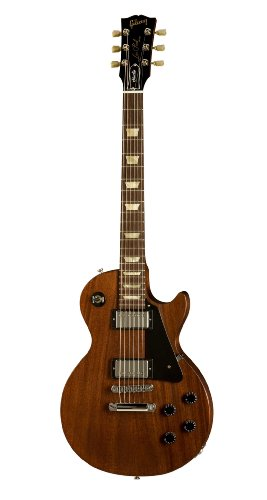 Gibson Les Paul Studio Faded Electric Guitar with Deluxe Hardshell Case (Worn Brown)