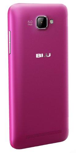 848958007715 - BLU Dash 5.0 D410a Unlocked Dual SIM  GSM Phone (Pink) carousel main 5