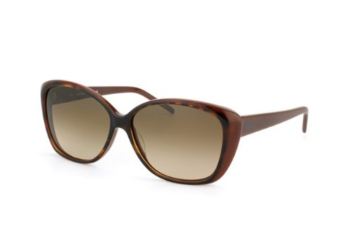 Lacoste Women's Brown Gradient Sunglasses #L612S-214
