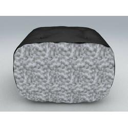 Westwood All Cotton Twill Queen 5-Inch Futon Mattress, Black
