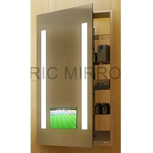 Frameless, Framed, Cosmetic, and Lighted Medicine Cabinets from
