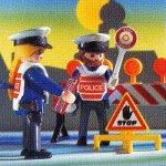 Playmobil Police Checkpoint (3906)