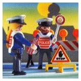 Playmobil 3906 Police Checkpoint ~ PLAYMOBIL�