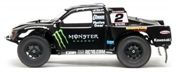 1/10 2WD SC10RS RTR Monster Energy Off-Road Truck 2.4GHz