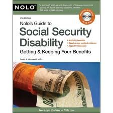 Nolo's Guide to Social Security Disability: Getting & Keeping Your Benefits 5th (fifth) edition