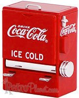 Tablecraft Coke Machine Toothpick Dispenser (Coke Dispenser Machine compare prices)