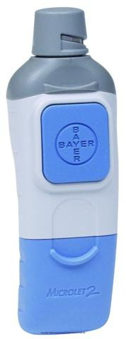 Cheap (EA) Bayer's Microlet(r)2 Adjustable Lancing Device (ISG-AMS6606EA)