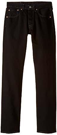Levi's Homme 501 Original Straight Fit Jeans - Noir (Black) - W34/L36 (Taille Fabricant : W34/L36)