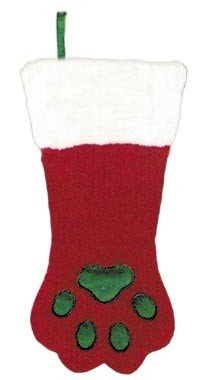 Kyjen Christmas Paw Stocking, Large