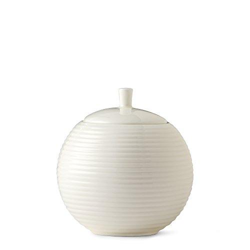 Flute White Sugar Dish by Teavana (Teavana Teapot White compare prices)